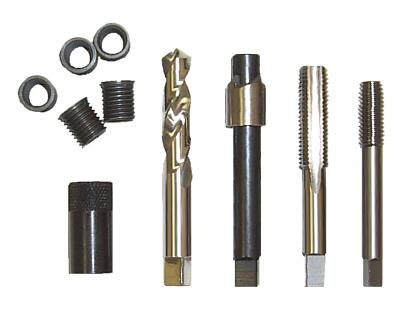 Approved Drain plug thread repair kit drain pan stripped repair oil pan thread repair kit