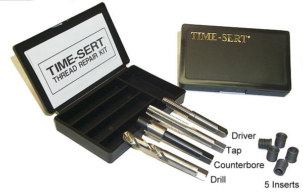 TIME-SERT 00323 10-32 x .370 Inch Carbon Steel Insert